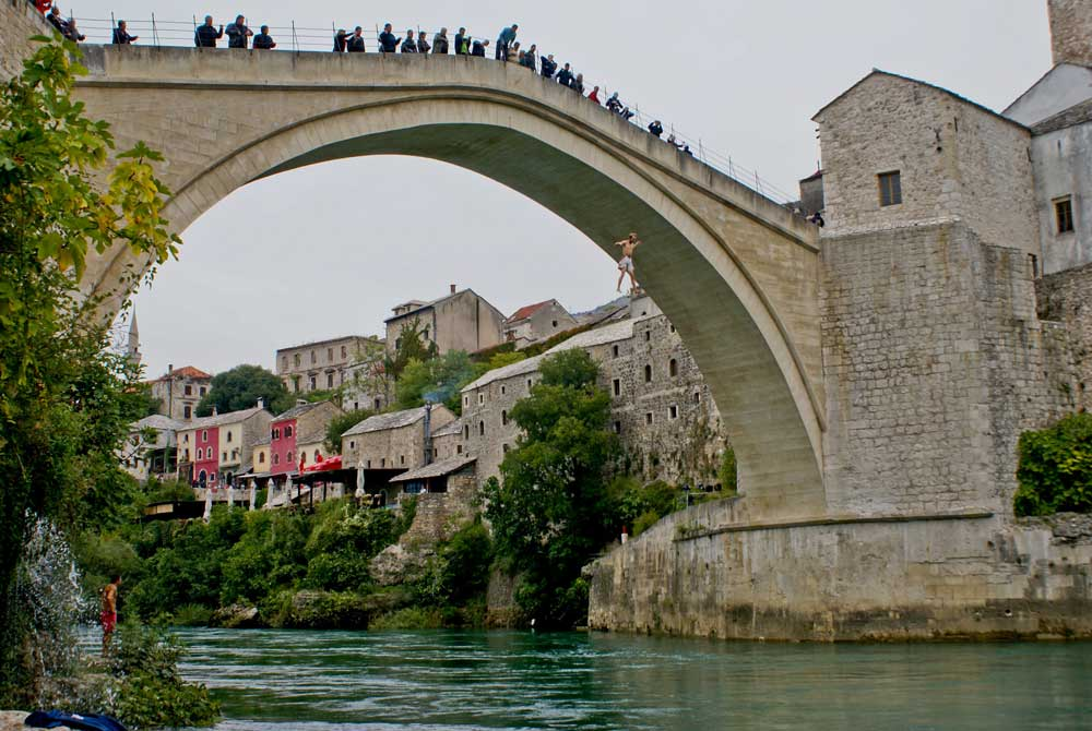 Doživi avanturu skoka sa Starog mosta