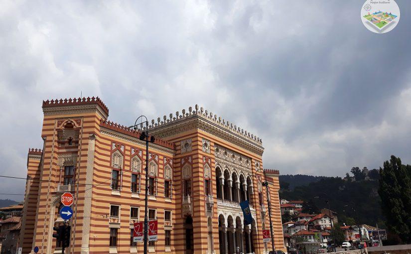 Sarajevska Vijećnica – najimpozantniji objekat u gradu Sarajevu