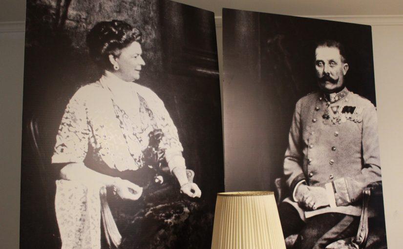 Zavirite u sobu u kojoj su prijestolonasljendik Franz Ferdinand i njegova supruga Sofija proveli svoju posljednju noć