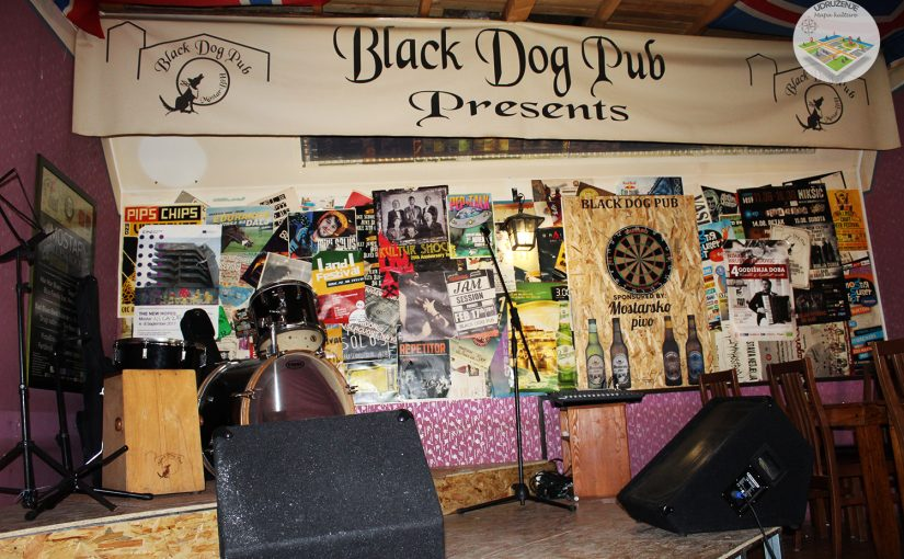 The Black Dog Pub
