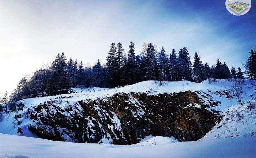 Oaza mira, netaknute prirode i zimskog ambijenta – Izletište Ponijeri kod Kaknja