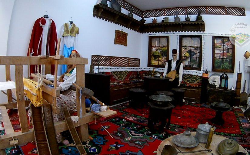 Tradicionalna soba nas sjeća na druženja, ispijanje kahvi i sijela kojih je sve manje
