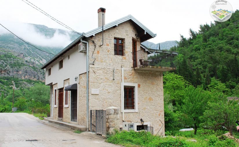 Traditional Bosnian House