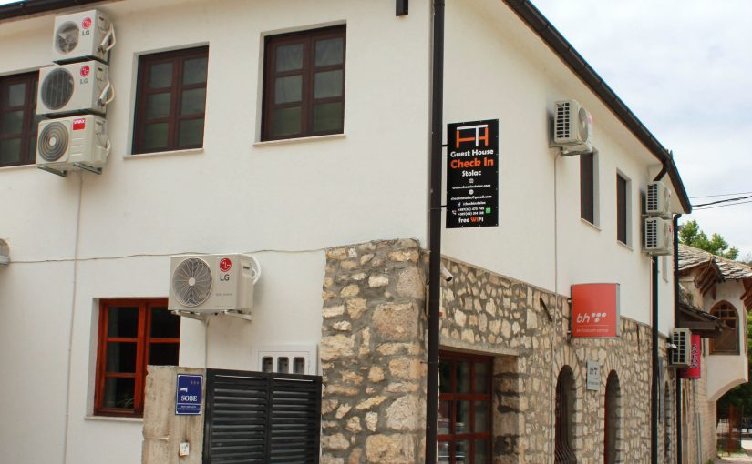 Check In Stolac
