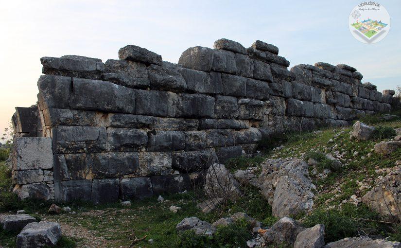 Daorson glavni grad ilirskog plemena Daorsa