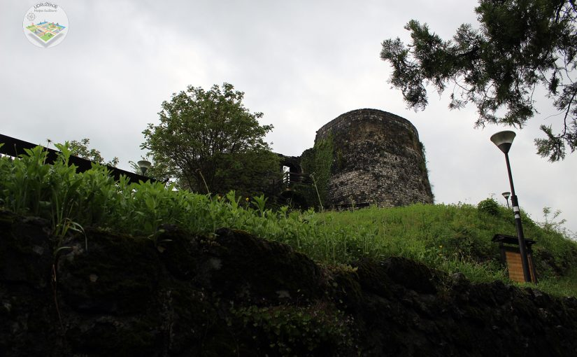 Tvrđava Pset je bila važno uporište za dalja osvajanja prema sjeveru i zapadu
