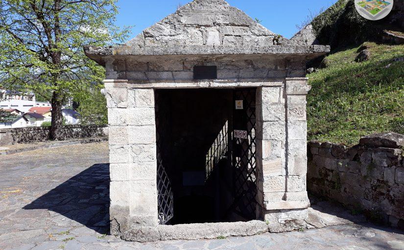 Arheološko blago smješteno unutar gradskih zidina