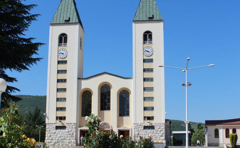 Posjetite duhovno svetište Međugorje u južnoj Hercegovini