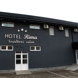 "Hotel i svadbeni salon ""Rima"
